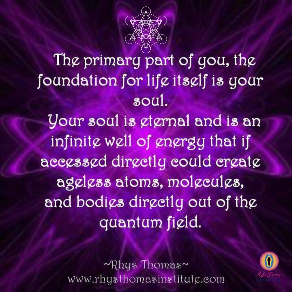 #soul #eternal #infinite  #energy #ageless #soulguidance #wisdom #quoteoftheday   #spiritualawakening #thursdaymorning #ThursdayThoughts