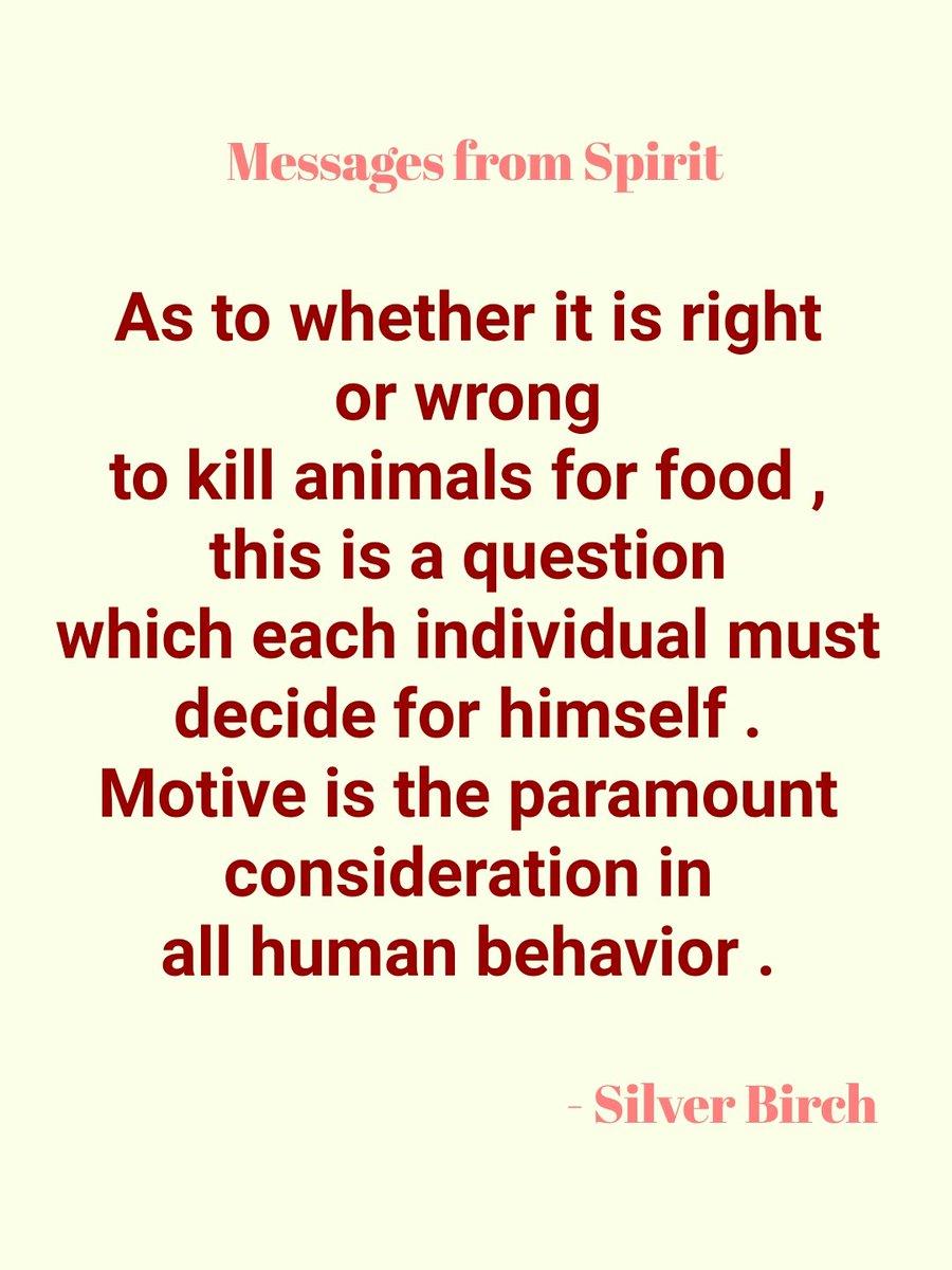 Silver Birch was a spirit guide who spoke through Maurice Barbanell #spirit #spiritualism #silverbirch #message #quote