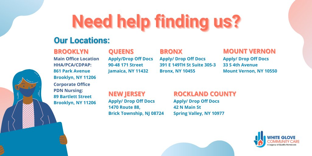 Need help finding us? You can find us at any of our locations below during our normal business hours or you can always call us at (718) 828-2666  #ThursdayThoughts