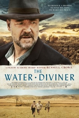 Russell Crowe made his debut as a film director in the 2014 movie, The Water Diviner.  You might have watched, or will watch, the movie.  Here is a copy-paste of the brief plotline from Wikipedia: +