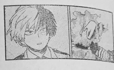 #mha299 #bnha299 #mhaspoilers . . . . . . . also what is this flashback?? look at cute shotoo