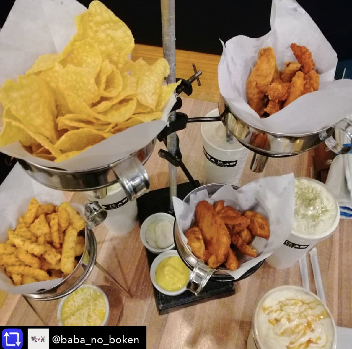 Tempt your tastebuds to an array of tantalising labtizers to pair up with your fave Bubba Lab drinks. Food trip Thursday, indeed!🤓💜 Repost from baba_no_boken using repost_now_ app #BubbaLab #BubbaLabCafe #Tea #Juice #Coffee #BubbaLabRoadToRecovery #Marikina #MarikinaCity https://t.co/U7oqYUirIX