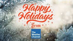 331 days until #Christmas. Did anyone else put the @weatherchannel on around Christmas back in the day for that holiday music during the local on the 8's?  <<>>