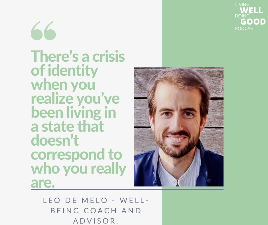 We need #authenticity to deliver #impact! Listen to the new episode of The Living Well x Doing Good Podcast on iTunes, Spotify, etc.  links below 👇  #podcast #socialimpact #socialentrepreneurship #socent #socinn #impactinvesting