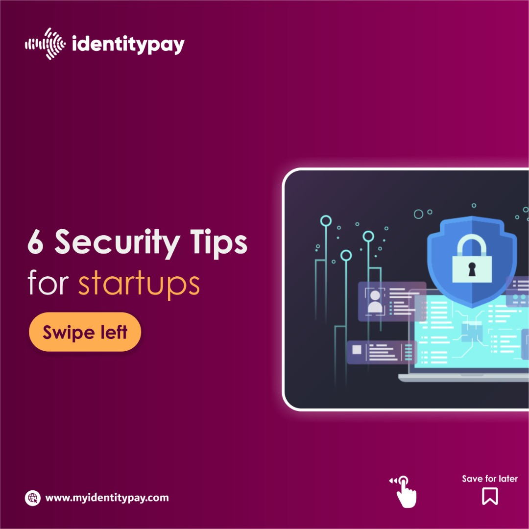 This plan should address: 1. The kind of data being stored. 2. Who should be given access to data and why 3. The guidelines for sharing data 4. Response plan for data theft or loss  #startups #cybersecurity #fintech #Thursdaymotivation