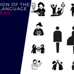 Image for the Tweet beginning: Pictograms surround us on a