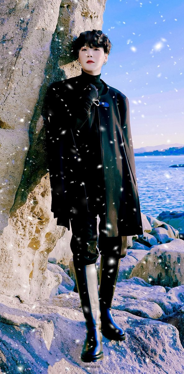 2021 WINTER PACKAGE  하늘 색 컬러별로~ #SUGA #슈가 #민윤기  저장=RT&❤