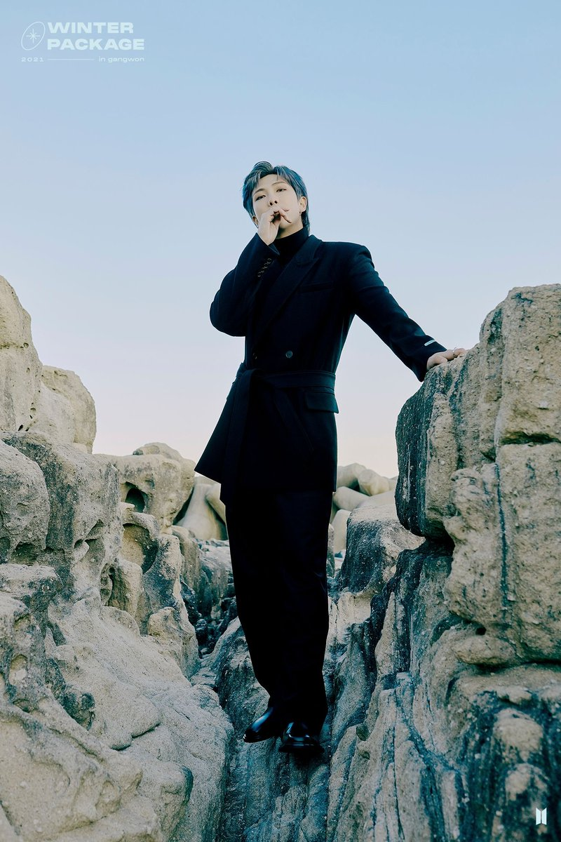 Hyung line para o Winter Package 2021  #슈가 #SUGA #BTS @BTS_twt 📍