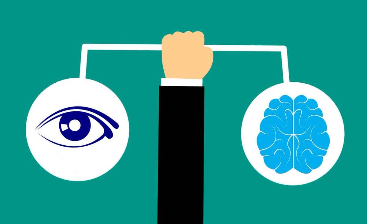 Las regiones visuales y sensoriales del cerebro en niños con autismo pueden tener conexiones débiles  Según un nuevo estudio 1 las áreas del cerebro involucradas en el procesamiento de la visión están más débilmente conectadas con #Autismo