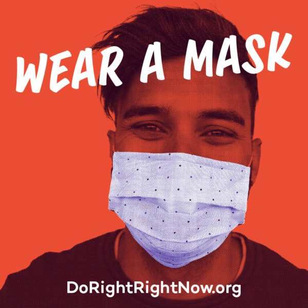 •[FAQ 🙋🏼♂] Do I still need to #WearAMask after getting a #COVID19 vaccine?   Yes! Vaccines are part of the fight against COVID-19, but don't give up the other layers of protection just because you've been vaccinated! #DoRightRightNow! Learn more at