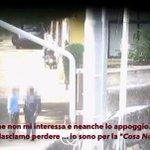 Image for the Tweet beginning: La mafia cerca consenso nella