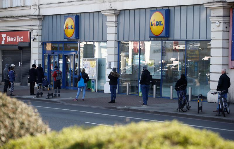 Discount supermarket Lidl GB made 13.6 million stg loss in 2019-20