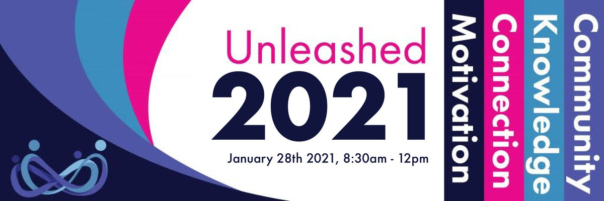 #Unleashed2021 is here. Curtains go up in less than an hour. Really looking forward to hosting a sold out #conference. #SocialImpact #SocialEnterprise #SocialPurpose   Details at: