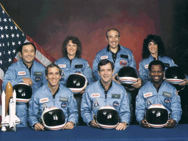 January 28, 1986: The Challenger Disaster  #Challenger #SpaceShuttleChallenger #NASA #History
