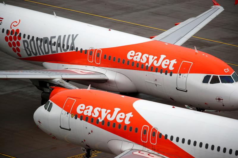 EasyJet calls for exit-plan from travel curbs to rescue summer
