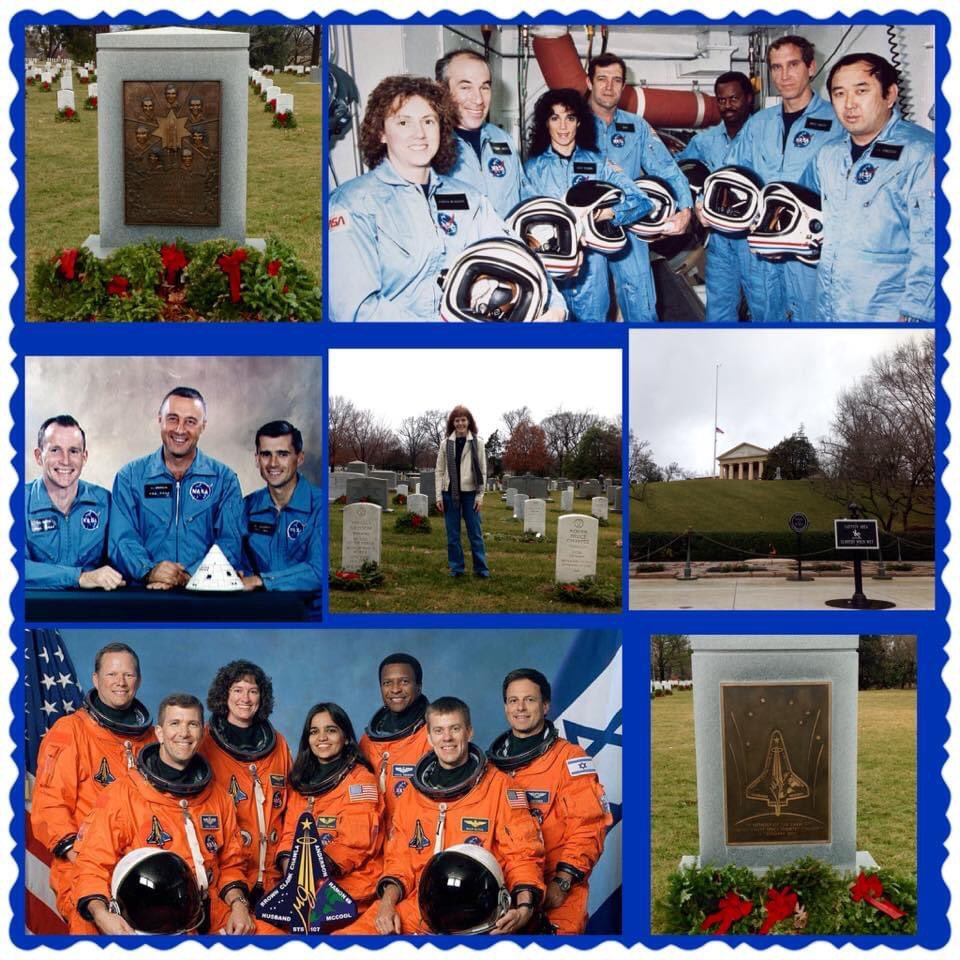 "#OTD 28 Jan we remember #Challenger crew, #NASA's 2nd of 3 hope-to-horror tragedies 27 Jan #Apollo1 - 1 Feb #Columbia  ""Without risk, there's no discovery, there's no new knowledge, there's no bold adventure. The greatest risk is to take no risk"". -June Scobee, shuttle cmdr widow"