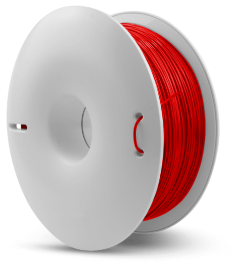 Pictured here is the #Easy #PLA in a #Radiant #Red 1.75mm  by @Fiberlogy_3d      It's a quality everyday use #PLA #filament and there is a  great selection of solid #colours available!  Why not add it to your collection?  #3DPrinting #3DPrint