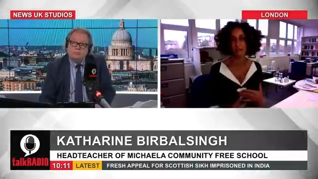 Headteacher Katharine Birbalsingh has called on the government to look at scrapping the current academic year to allow students to start again in September. What are the arguments for or against the idea? Watch in full > youtu.be/aDzE1gtdOpw @Iromg | @Miss_Snuffy