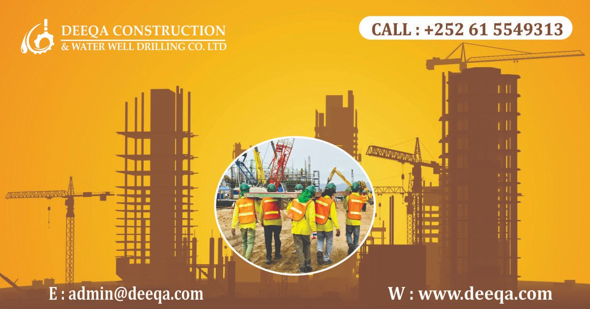 If you are looking best quality #building and #warehouse construction services which fulfill your needs and suited your budget, contact to #Deeqa_Construction team who provide a #professional_engineers the build quality structure for #residential, #commercial and #industrial. https://t.co/8bqhTKDUeq