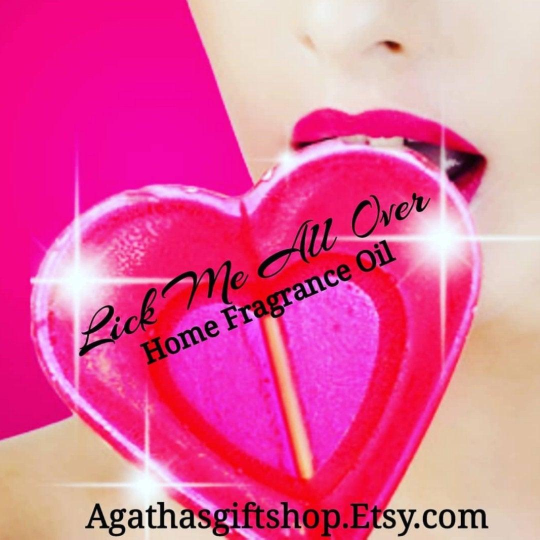 Lick Me All Over (Type) Home Fragrance Diffuser Warmer Aromatherapy Burning Oil  #CyberMonday #HerbalRemedies #HomeFragranceOil #BlackFriday #Incense #AromatherapyOil #PerfumeBodyOils #Etsy #GiftShopSale #Wedding #LickMeAllOver
