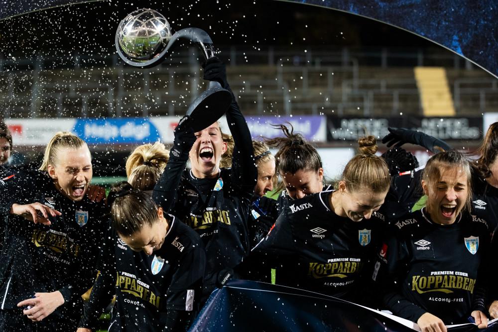BK Häcken tar över Kopparbergs/Göteborg FC - Blir BK Häcken FF https://t.co/lciiE9TLYL https://t.co/KMHJgViZc9