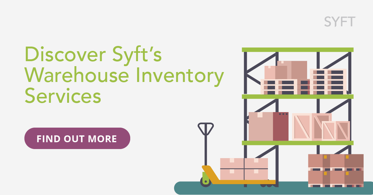 Find a #warehouseinventory services partner who can provide accurate, robust, and unbiased reports to your hospital C-suite quickly. Read how #Syft can help your organization today:  https://t.co/OzoRNZ0WoV https://t.co/2IQ97xAFX2
