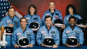 35 years ago today. I can't believe it's been that long. 😢 #Challenger