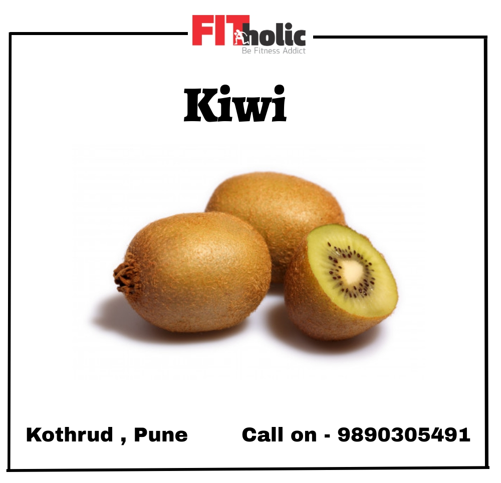 Fruit which helps in serotonin hormone - the happy hormone!!  #eatwell #healthyfoodshare #easyfood #fitfood #healthymeal #heathyfood #fruits #kiwi #fit #hormone #healthylifestyle  #easy #foodie #foodpics #fitholic #kothrud #Pune