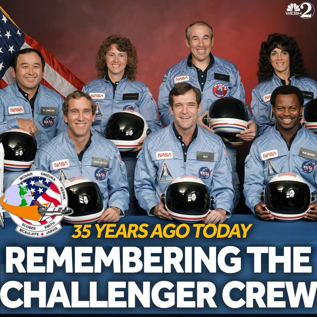 I remember this. Such a sad day for space exploration. Where were you? I was sick that day, so I was at home watching on TV. #Challenger, #space, #WritingCommunity, #NASA