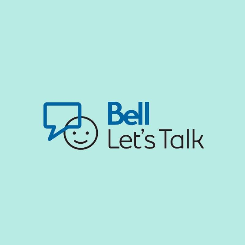LET'S BELL  LET'S TALK  DAY  #bellletstalk