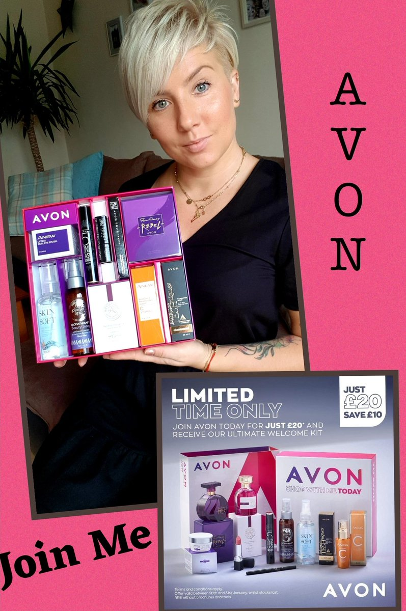Take advantage of the offer‼  ️Join my team and become the owner of this super box  (Regular Price  £ 100)     #Avon #mum #recruiting #homework #mumwork #onlinework #teamwork #studywork #jobs #workfromhome #JoinUs #luton #working #instagood #webstagram