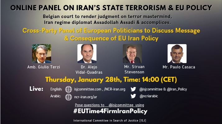 Assadollah Assadi is not a case among others, not just a judiciary event. It is a turning point for understanding full of how #Iran and its criminal structure threaten Europe. This is a regime that is the number one state sponsor of terrorism #EUTime4FirmIranPolicy