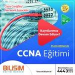Image for the Tweet beginning: CCNA (Cisco Certified Network Associate)