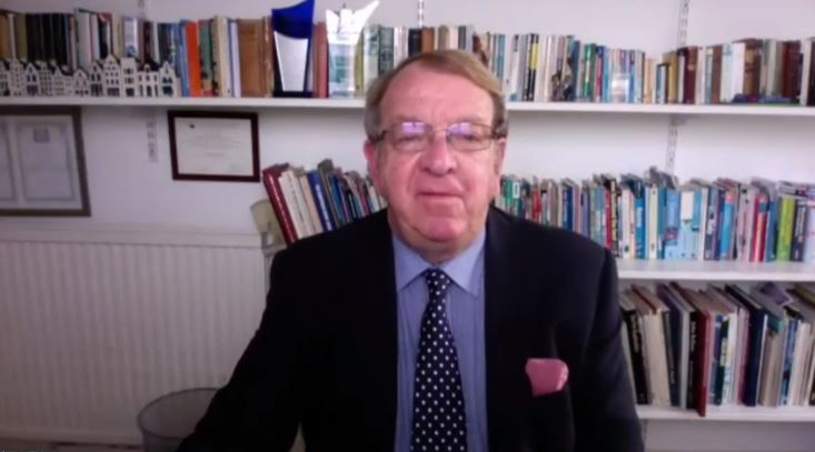 .@STRUANSTEVENSON: @JosepBorrellF has a duty to protect EU citizens. His policy endangers our citizens. His silence is not acceptable. The EU must designate the IRGC as a terrorist organization & close #Iran regime's embassies. #EUTime4FirmIranPolicy