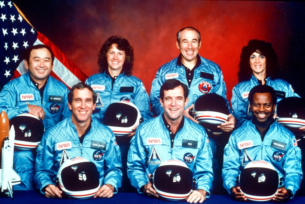 I watched from across the state, pausing as I entered class at USF. Having seen numerous launches, I knew this one was very different. I'll never shake the dread that filled me & my classmates. It consumed us as we pirated the tv-vcr combo to try & get any information #challenger