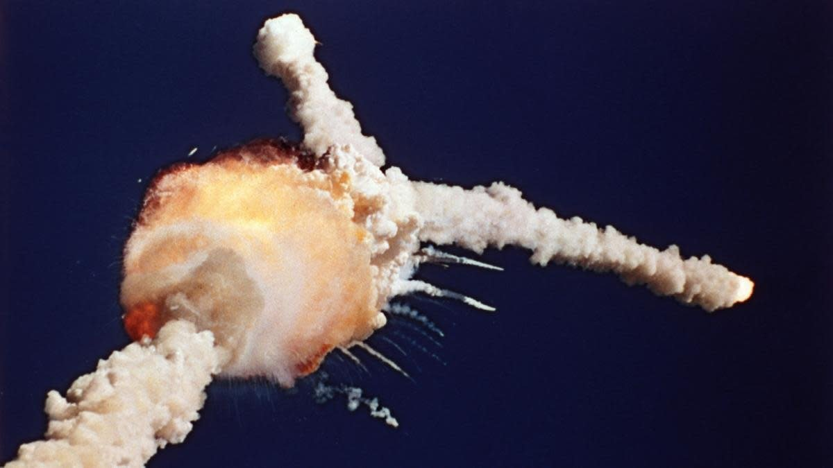 35 years ago today. Where were you? #Challenger
