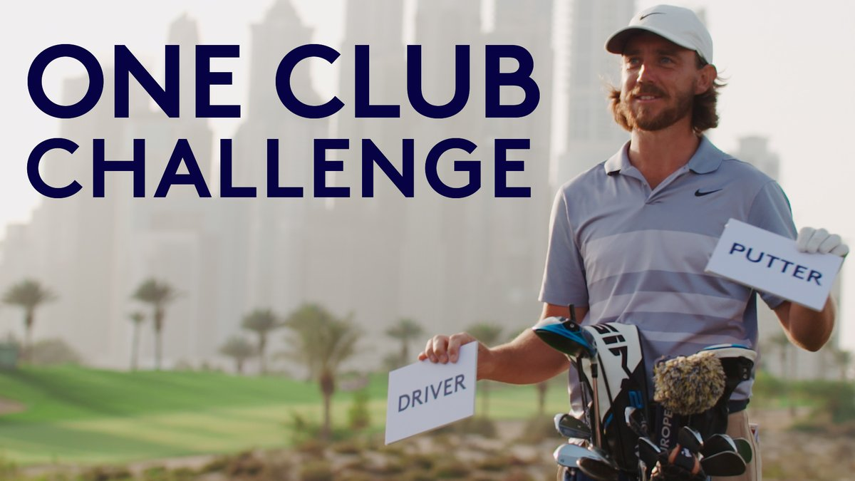 Replying to @EuropeanTour: The #OneClubChallenge – Episode 4 🇦🇪  #ODDC | @OMEGAGolfDubai