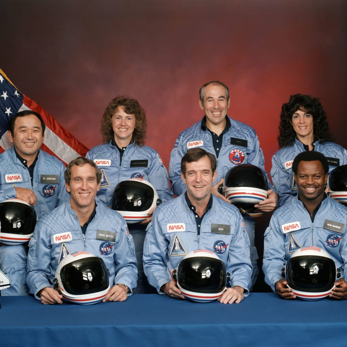 Today is the 35th anniversary of the #Challenger disaster. I was under a week old that day, and have always felt connected to this tragedy and sad to think about all we lost. 😞