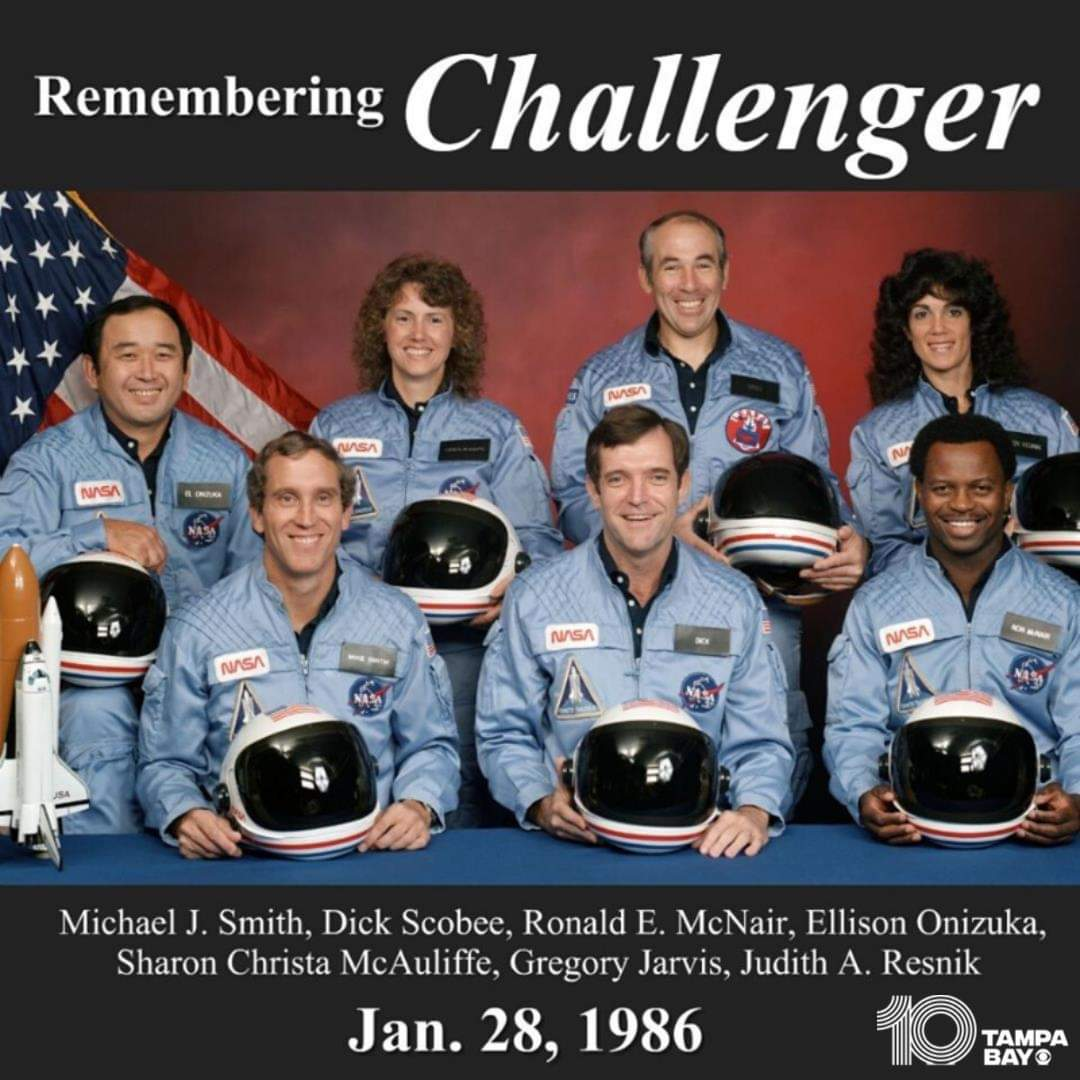 @NASA 💔#Challenger