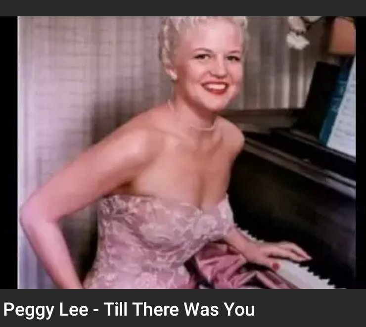 Here Twitter, have a song 🎵 keep it smooth y'all  #music #thursdaymorning #Vibez #BeatlesCovers #PeggyLee