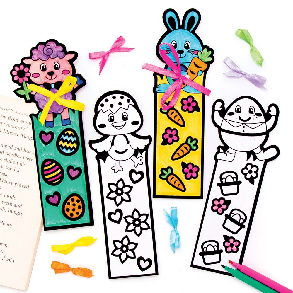 Kit includes 6 or 12 #Easter #FuzzyArt #bookmarks with black velvet outlines & ribbon #Crafts  https://t.co/MMVQM9ilYk  #bizitalk #Sussex #Surrey #Essex #Brighton #Norfolk #Ipswich #Cornwall #Guildford #Liverpool #Newcastle #Lincoln #Bristol #Norwich #Devon #London #Derby #Kent https://t.co/QKr2LQ6P2H