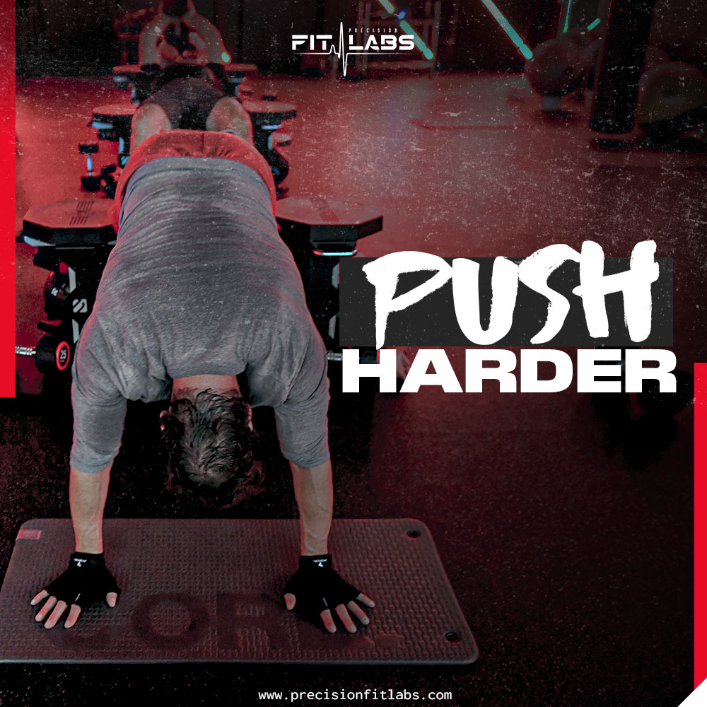 Push harder than yesterday if you want a different tomorrow. . .  . Book a Free Session Today https://t.co/b2PhmVEj1z 940-464-0413 . #fitness #groupfitness #workout #gym #argyle #sports #performance #science #cardio  #health #fit #fitfam #motivation https://t.co/UzezZ4pfW7