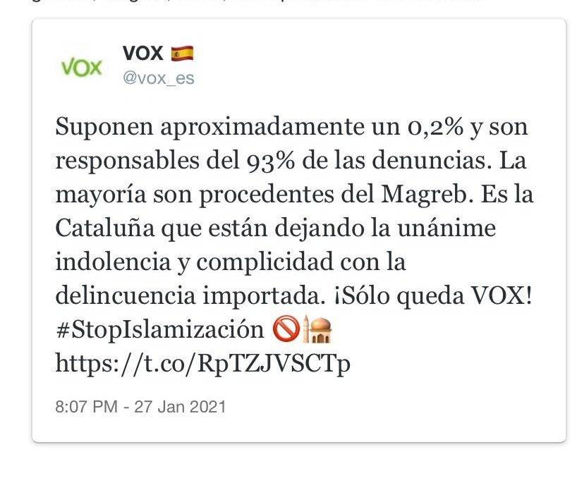 Santiago Abascal 🇪🇸 (@Santi_ABASCAL) | Twitter