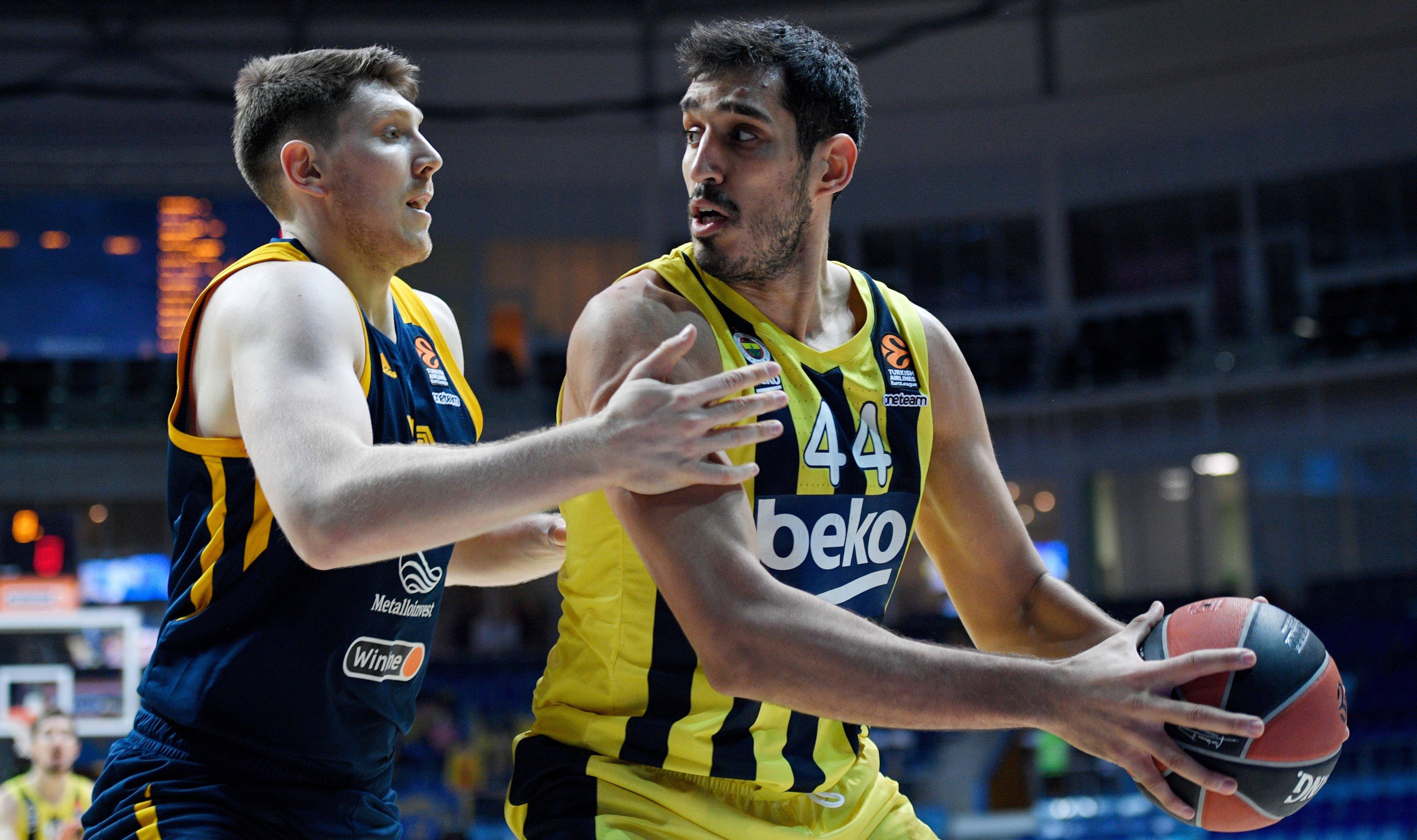 EuroLeague – Il Khimki crolla nella ripresa, il Fenerbahçe lo annienta e fa 8 vittorie di fila