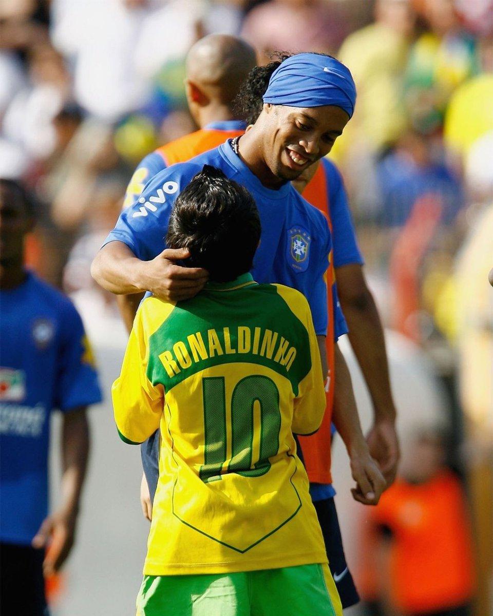 #TBT da saudade de defender a seleção e do carinho que sempre recebi dos torcedores 🤙🏾 🇧🇷