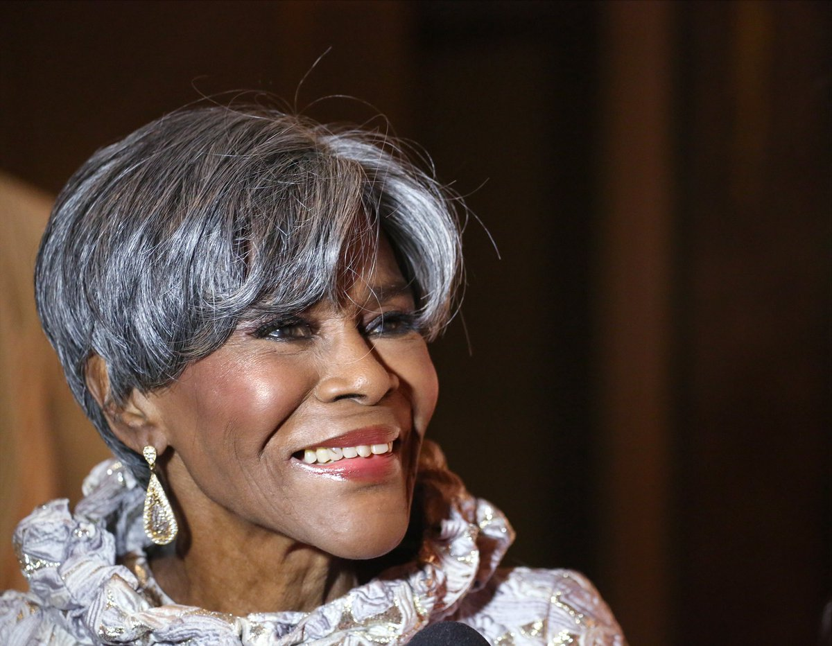 A pioneer with purpose. Cicely Tyson's talent redefined theater, film and television. Her courage, resilience and grace changed the entertainment landscape for generations to come. May she Rest In Power.