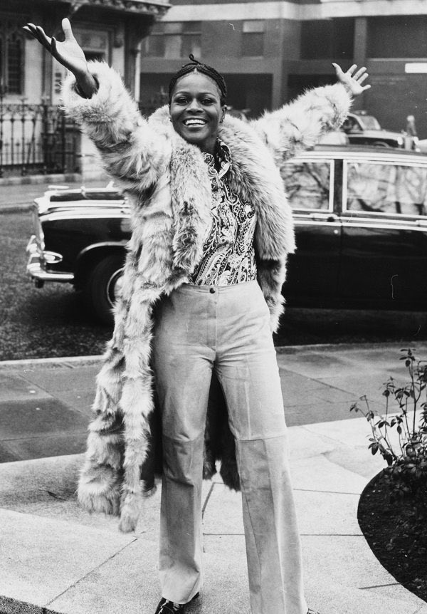 A true legend!! Rest in power Cicely Tyson 🙏🏿❤️