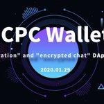Image for the Tweet beginning: DApp: 'ID registration' and 'encrypted