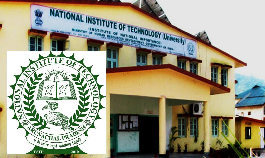 Faculty Positions in NITA, National Institute of Technology, Arunachal Pradesh