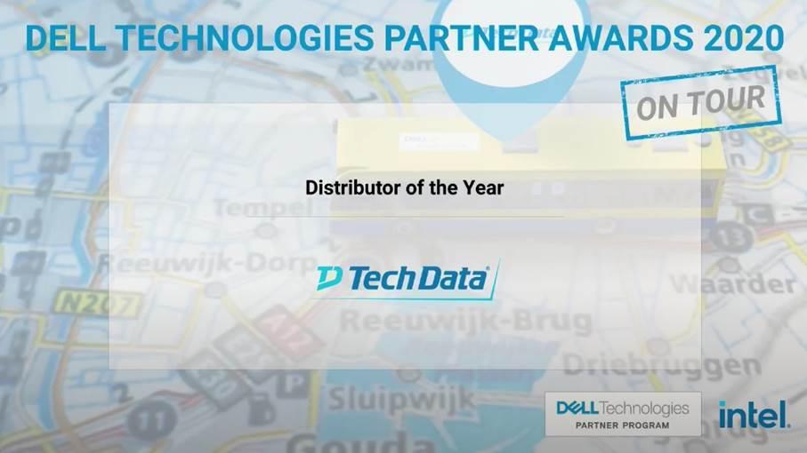 @DellTechNL heeft bij de Partner Awards 2020…